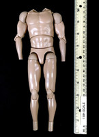 Doctor Strange - Nude Body
