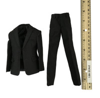 Mens Formal Suit Sets - Suit (Black)