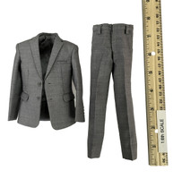 Mens Formal Suit Sets - Suit (Gray)