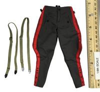Major General Drud: German Communications - Pants w/ Suspenders