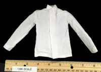 Major General Drud: German Communications - Long Sleeve Shirt (White)