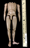U-Boat Captain - Nude Body w/ Hand Joints and Ball Joint Feet