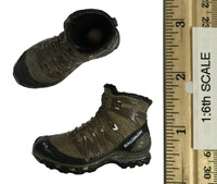 Seal Team Six - Boots (Tan) w/ Ball Joints