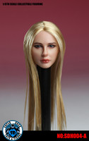 European Headsculpts - Boxed Accessory (Set A - Straight Hair)