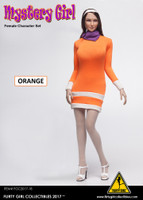 Mystery Girls Set: Daphne - Boxed Set (Orange)