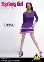 Mystery Girls Set: Daphne - Boxed Set (Purple)