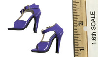 Mystery Girls Set: Daphne - Shoes (For Feet) (Purple)