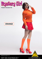 Mystery Girls Set: Velma - Boxed Set (Orange)