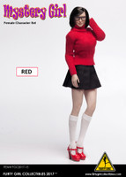 Mystery Girls Set: Velma - Boxed Set (Red)