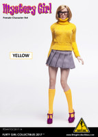 Mystery Girls Set: Velma - Boxed Set (Yellow)