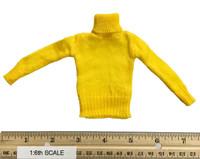 Mystery Girls Set: Velma - Sweater (Yellow)