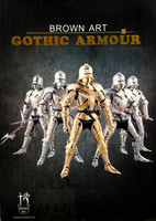 Gothic Armor (Silver) - Boxed Figure