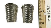 Gothic Armor (Silver) - Lower Arm Armor (Vambrace) (Metal)