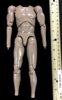 Gothic Armor (Silver) - Nude Body