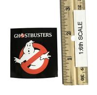 Ghostbusters: Winston Zeddmore - Ghostbusters Logo Sticker