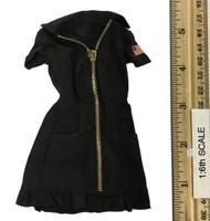 Sexy War Women Suit (Cloth Version) - Dress (Black)