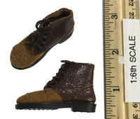 WWII German SS MG42 Machine Gunner - Boots (For Feet)