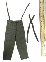 WWII German SS MG42 Machine Gunner - Pants