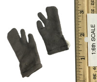 WWII German SS MG42 Machine Gunner - Winter Mitts
