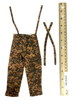 WWII German SS Officer Set - Pants w/ Suspenders