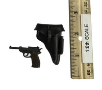 WWII German SS Officer Set - Pistol (P38) w/ Holster