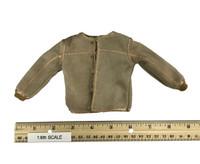 WWII German SS Officer Set - Rabbit Fur Jacket