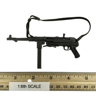 WWII German SS Officer Set - Submachine Gun (MP40)
