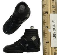 Arkham Knight: Batman - Boots w/ Ball Joints