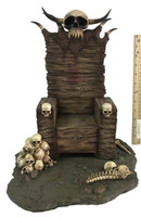 Frazetta Death Dealer v2 (Hell on Earth) - Throne w/ Display Base (See Note)