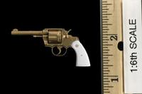 Goldfinger: Auric Goldfinger - Golden Revolver (.38)