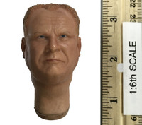 Goldfinger: Auric Goldfinger - Head (Molded Neck)