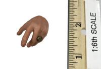 Goldfinger: Auric Goldfinger - Left Holding Hand