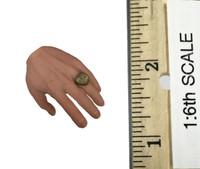 Goldfinger: Auric Goldfinger - Left Relaxed Hand