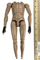 Snow Leopard Commando: Special Police GRP - Nude Body w/ Trigger Hands