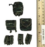 Snow Leopard Commando: Special Police GRP - Pouches