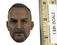 FBI HRT Agent Hostage Rescue Team - Head (No Neck Joint)