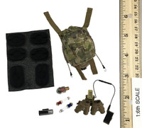 FBI HRT Agent Hostage Rescue Team - Helmet
