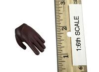 The Scarlet Speedster - Left Flat Hand