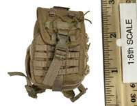 Camouflage Women Soldiers: Villa - Backpack