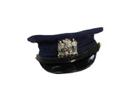 Cosplay Sexy Policewoman Set - Hat (Blue)