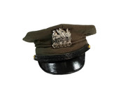 Cosplay Sexy Policewoman Set - Hat (Green)