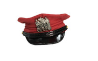 Cosplay Sexy Policewoman Set - Hat (Red)