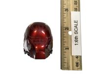 Arkham Knight: Arkham Knight - Head (Red Hood) (No Neck Joint)