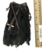 Monster Files: The Witch - Leather Waisted Skirt w/ Accessories