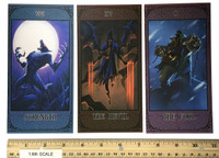 Monster Files: The Witch - Tarot Cards (Large)