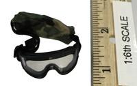 Russian Spetsnaz FSB Alfa Group 3.0 (Black) - Goggles (6B34)