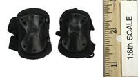 Russian Spetsnaz FSB Alfa Group 3.0 (Black) - Knee Pads