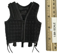 Russian Spetsnaz FSB Alfa Group 3.0 (Black) - Tactical Vest (SRVV Modular)