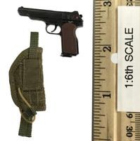 Russian Spetsnaz FSB Alfa Group 3.0 (Gorka) - Pistol (APS Automatic) w/ Holster
