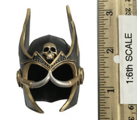 Lady Death: Death's Warrior - Helmet (Fits Over Head)